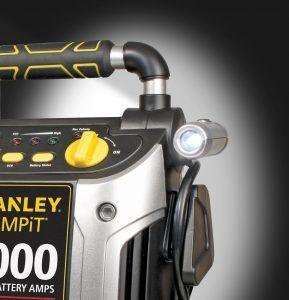 LED Jump Starter Tire Inflator