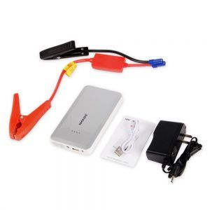 Kmashi Car Jump Starter with Accessories