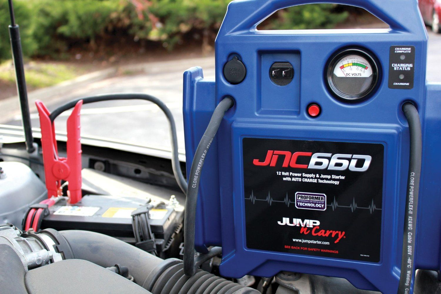 jnc660 heavy duty jump starter in united states. Black Bedroom Furniture Sets. Home Design Ideas