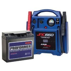 Proformer Battery Jump Starter