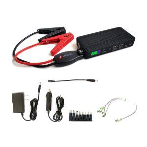 Intelligent Jump Starter Connections