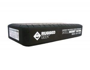 Tyre Tread Pattern Portable Jump Starter