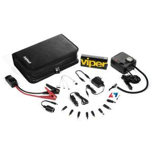 Tyre Pump with Jump Starter Package