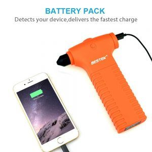 Phone Charging Function Hammer Jump Starter