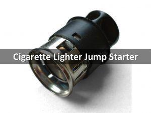 Cigarette Lighter Charger Jump Starters