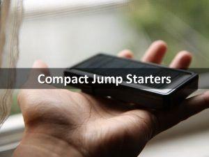 Jump Starter Compact