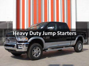 Heavy Duty Jump Starter Expert