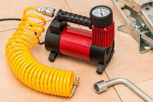 Air Compressor for Tires