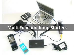 Jump Starter with Multi Functionality