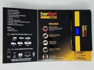 Everstart Maxx Jump Starter and Battery Charger Review
