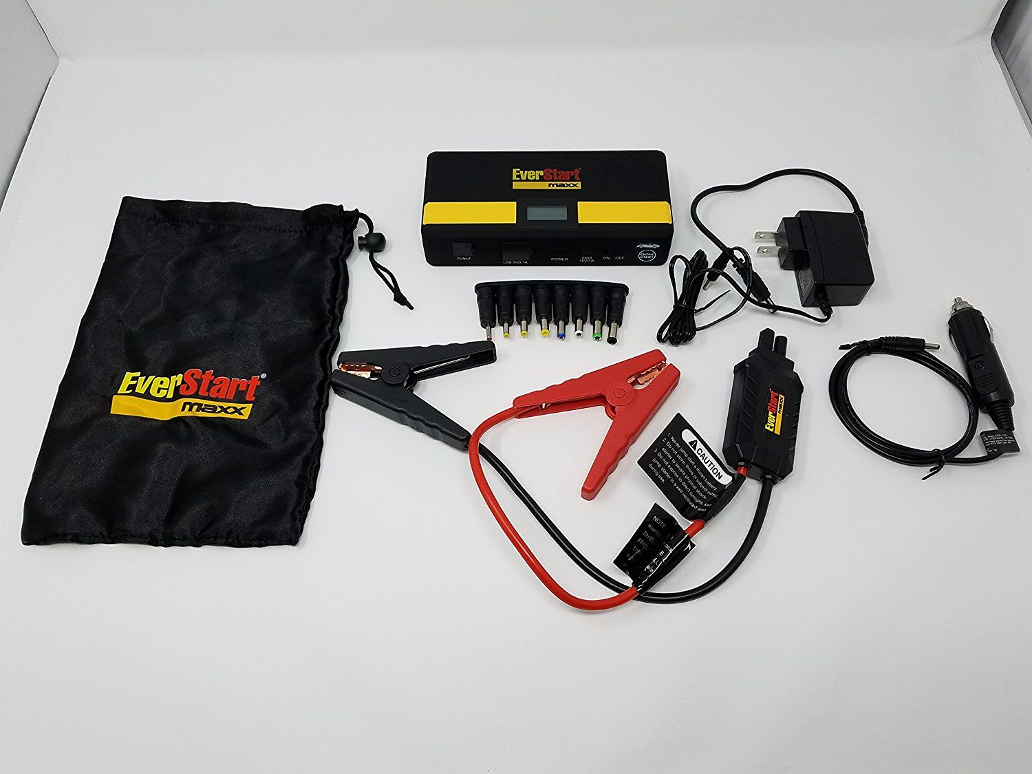 Everstart Maxx Jump Starter And Battery Charger Review