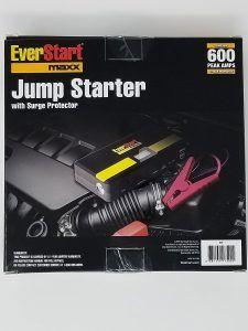 Everstart Maxx Jump Starter and Battery Charger Review [UPDATED 2019