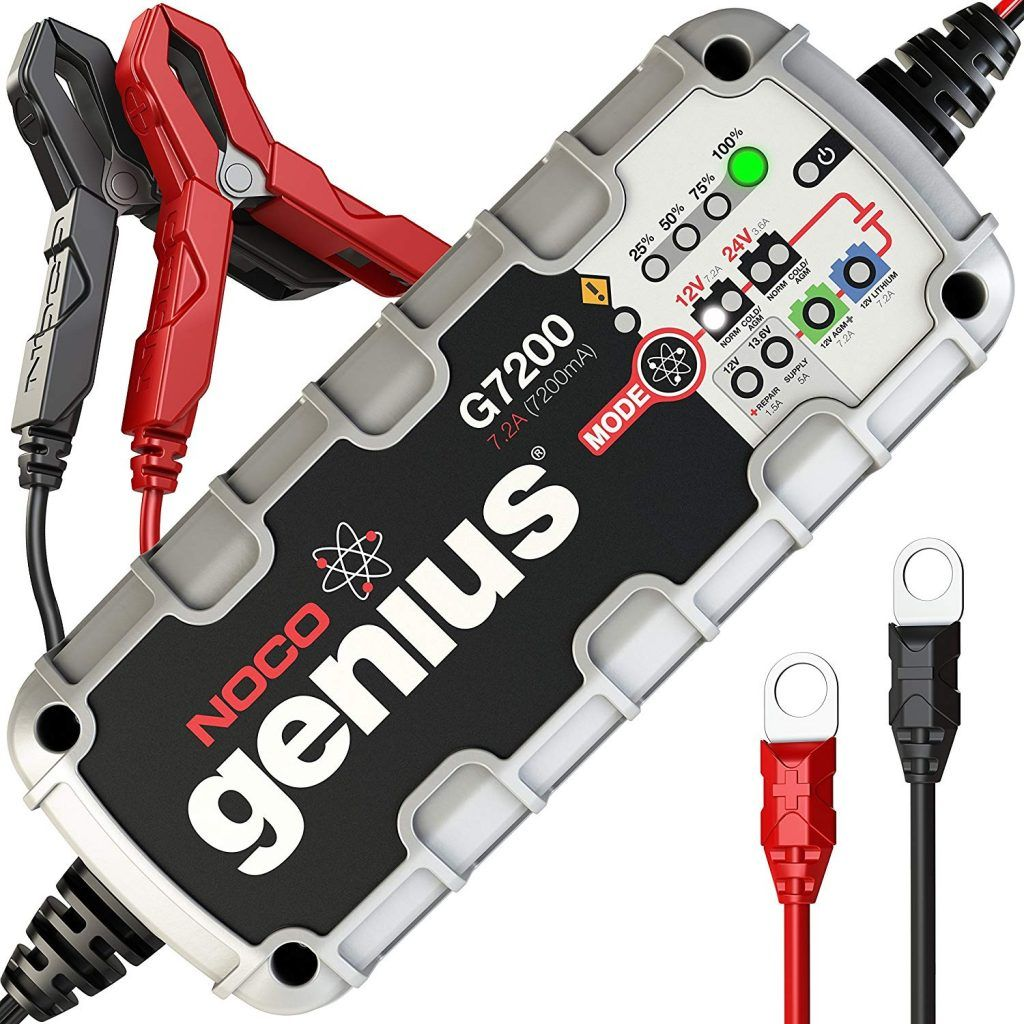 AGM Battery Chargers - Best AGM Battery Charger *UPDATED 2019*
