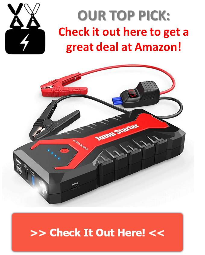 Best Motorcycle Jump Starter Review 2018   Motorcycle Jump Box